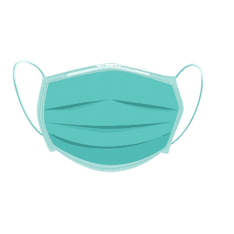 illustration masque medical